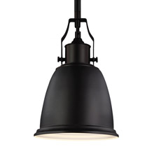 Feiss P1357ORB Hobson 1 - Light Mini-Pendant