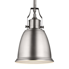 Feiss P1357SN Hobson 1 - Light Mini-Pendant