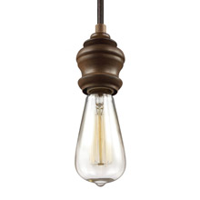 Feiss P1368WO Corddello 1 - Light Mini-Pendant