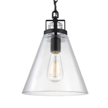 Feiss P1370ORB Frontage 1 - Light Pendant