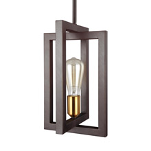 Feiss P1439NWB Finnegan 1 - Light Mini-Pendant