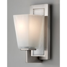 Feiss VS16601-BS Clayton Wall Sconce