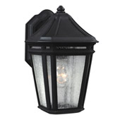 Transitional Londontowne 1 - Light Outdoor Sconce - Feiss OL11300BK