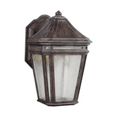 Transitional Londontowne LED Outdoor Sconce - Feiss OL11300WCT-LED