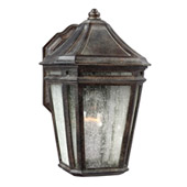 Transitional Londontowne 1 - Light Outdoor Sconce - Feiss OL11300WCT