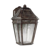 Transitional Londontowne LED Outdoor Sconce - Feiss OL11301WCT-LED