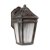 Transitional Londontowne LED Outdoor Sconce - Feiss OL11302WCT-LED