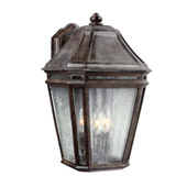 Transitional Londontowne 3 - Light Outdoor Sconce - Feiss OL11302WCT