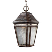 Transitional Londontowne LED Outdoor Pendant - Feiss OL11309WCT-LED