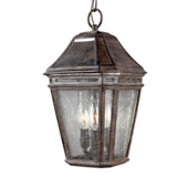 Transitional Londontowne 3 - Light Outdoor Pendant - Feiss OL11309WCT