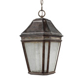 Transitional Londontowne LED Outdoor Pendant - Feiss OL11311WCT-LED