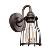 Traditional Calgary 1 - Wall Sconce - Feiss VS24001PRZ