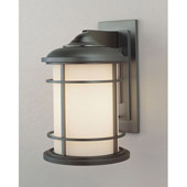 Transitional Lighthouse Outdoor Wall Lantern - Feiss OL2202BB