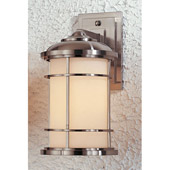 Transitional Lighthouse Outdoor Wall Lantern - Feiss OL2202BS