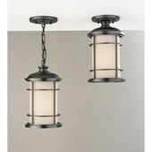 Transitional Lighthouse Hanging Lantern - Feiss OL2209BB