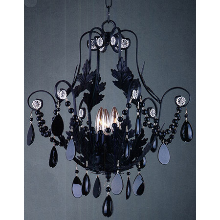 Mini Crystal Chandelier on Crystal Lamps  Chateau Mini Chandelier By Glow Lighting 554jd3lmi 7j
