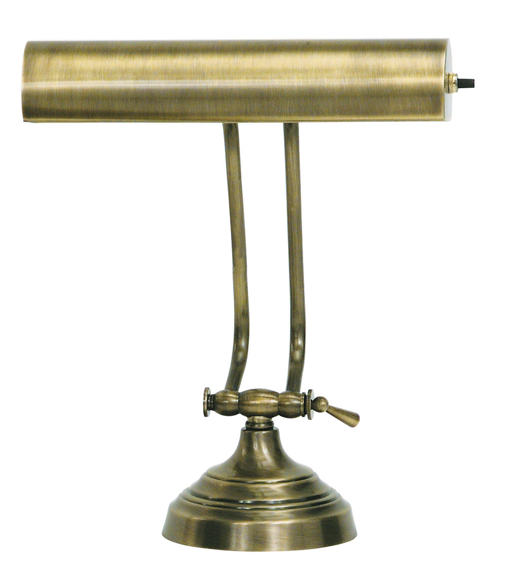 House Of Troy Ap10 21 71 Advent Piano Lamp
