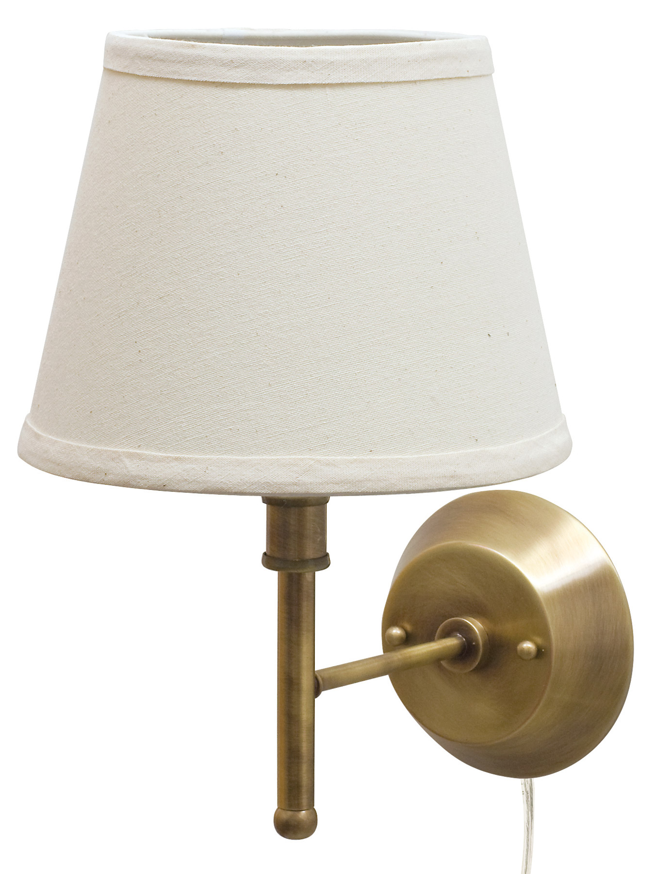 house of troy gr901 ab greensboro pin up wall lamp