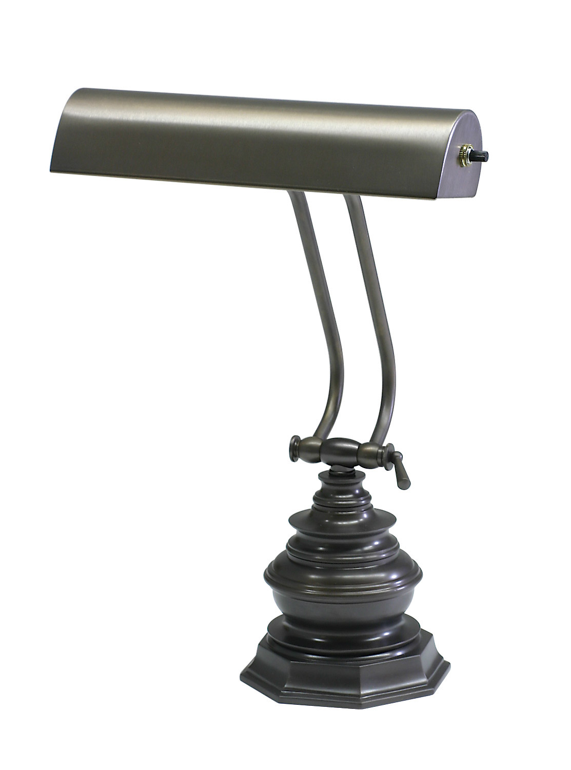 home lamps table lamps piano lamps house of troy p10 111 mb. Black Bedroom Furniture Sets. Home Design Ideas