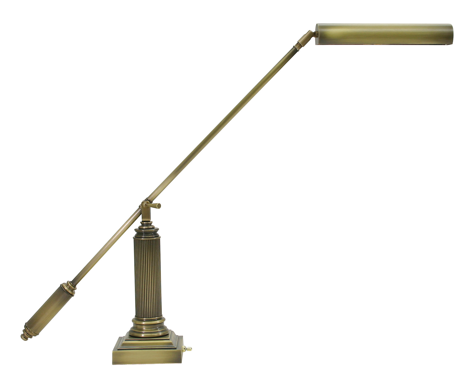 House Of Troy P10 191 71 Grand Piano Lamps Fluorescent