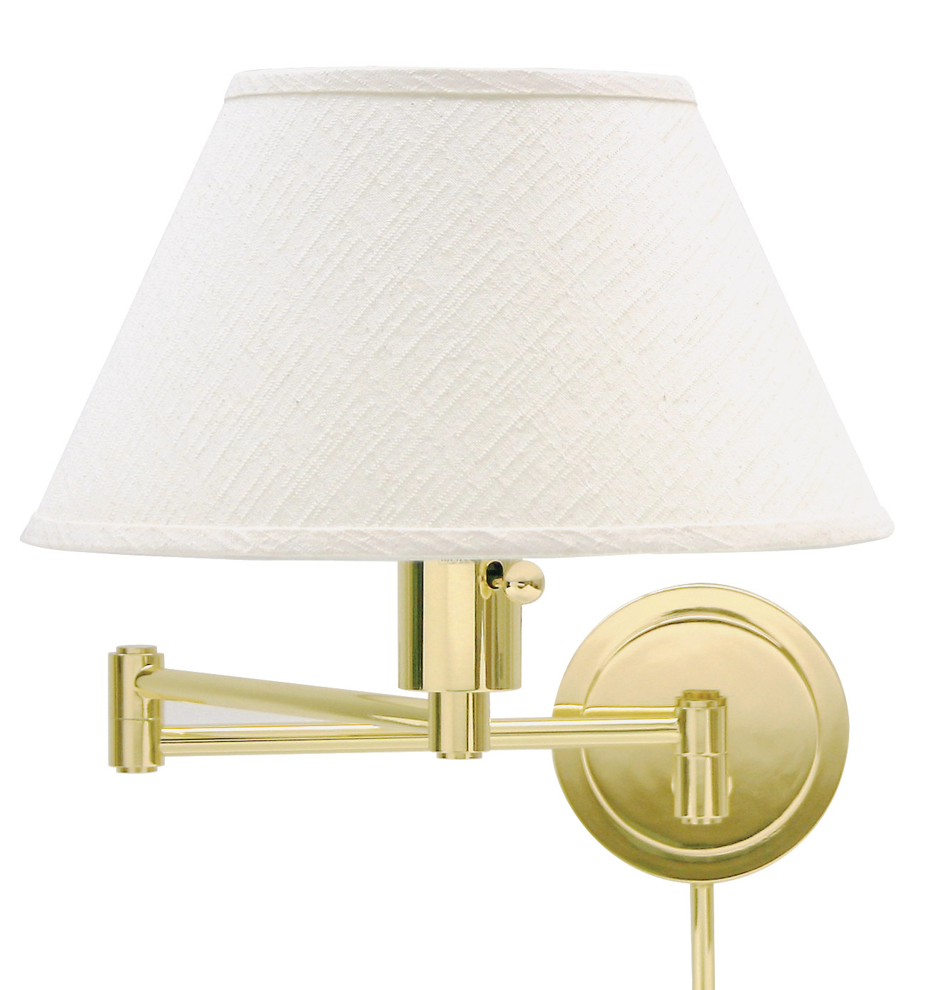 Wall Lamps Swing Arm : House of Troy WS14-61 Swing Arm Wall Lamp