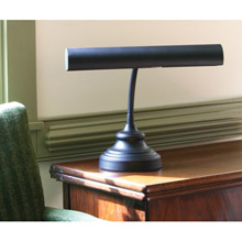 House of Troy AP14-40-7 Advent Piano Lamp