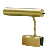 House of Troy BL10-AB Bed Lamp Clip-On Task Light