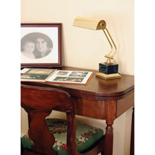 House of Troy P10-101-B Piano/Desk Lamp