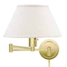 House of Troy WS14-61 Swing Arm Wall Lamp