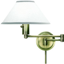 House of Troy WS14-71 Swing Arm Wall Lamp