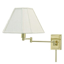 House of Troy WS16-61 Swing Arm Wall Lamp