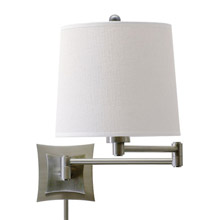 House of Troy WS752-AS Swing Arm Wall Lamp