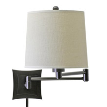 House of Troy WS752-OB Swing Arm Wall Lamp