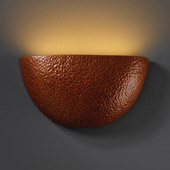 Ambiance ADA Pocket Wall Sconce - Justice Design CER-5730-HMCP