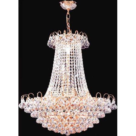 James R Moder 94805g22 Crystal Jacqueline Eleven Light