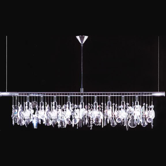 James r moder crystal chandeliers lamps beautiful james moder 94160s22 crystal broadway linear chandelier aloadofball Images