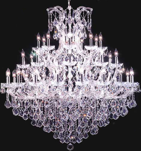 moder lighting. James Moder 91770S22 Crystal Maria Theresa Grand Thrity-Seven Light Chandelier Lighting