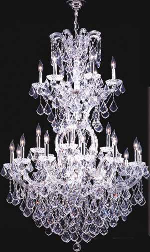 James r moder 91795s22 crystal maria theresa grand twenty five james moder 91795s22 crystal maria theresa grand twenty five light chandelier aloadofball Gallery