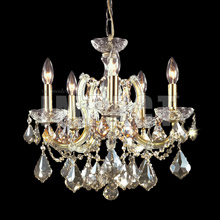 James R. Moder Crystal Chandeliers - Lamps Beautiful