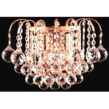 Crystal Wall Sconces - Lamps Beautiful