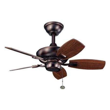 Kichler 300103obb Canfield Ceiling Fan