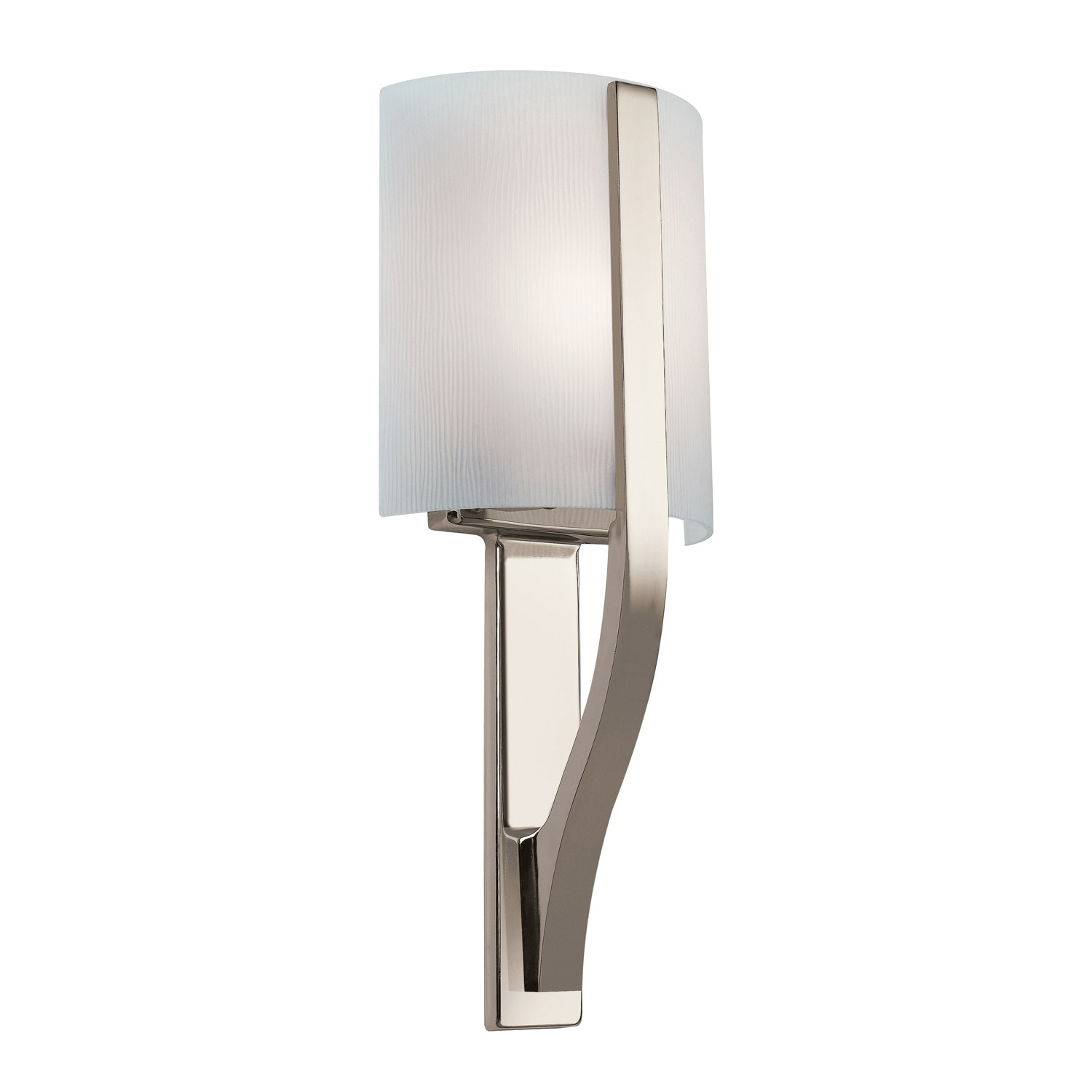 Wall Sconces Kichler : Kichler 10686PN Freeport Wall Sconce