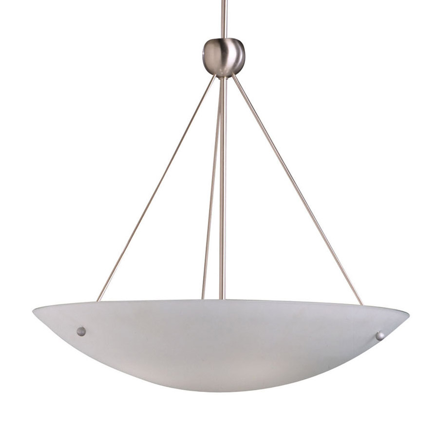 Kichler 2754NI Family Space Inverted Hanging Lamp