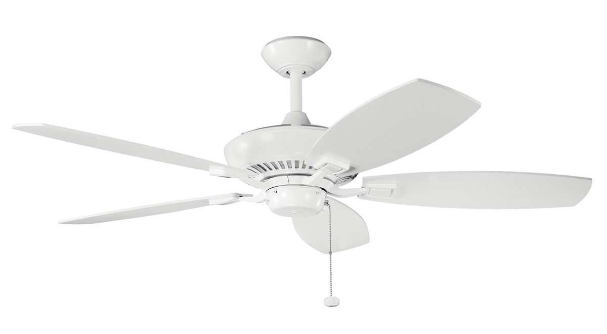 Kichler 300117wh Canfield Energy Star Ceiling Fan