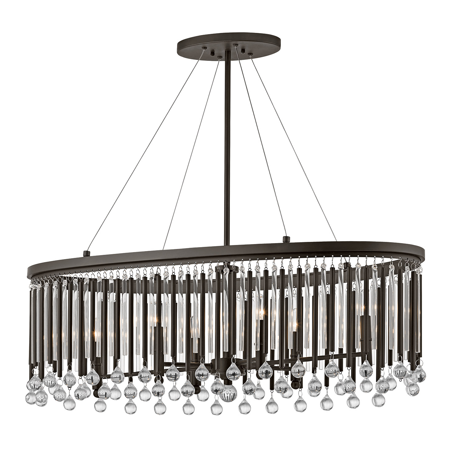 foundrylighting large modern f chapman e in com chandelier oval bronze chc launceton visual comfort product