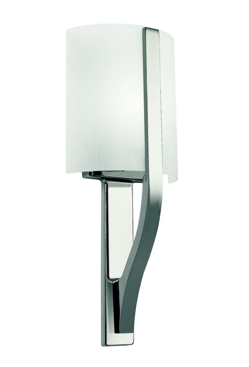 Ada Bathroom Wall Sconces : Kichler 45086PN Freeport ADA Wall Sconce