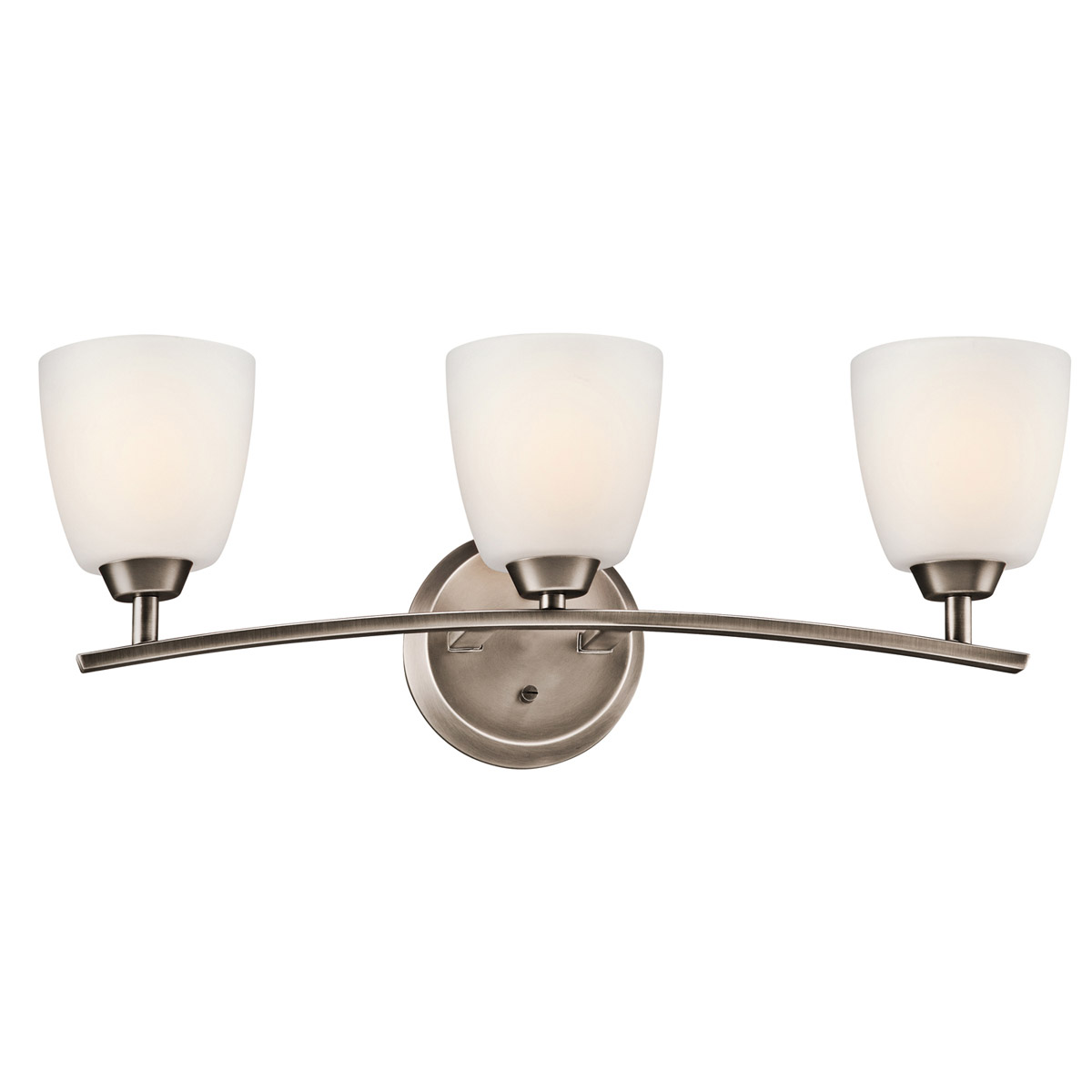 Kichler 45360bpt Granby Bathroom Vanity Light
