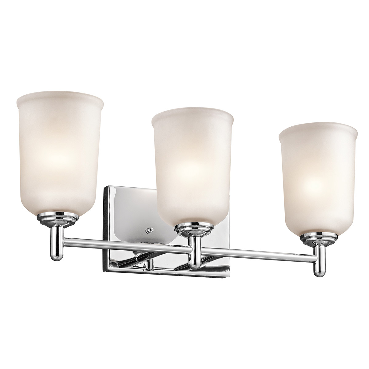 Kichler 45574CH Shailene Bathroom Vanity Light