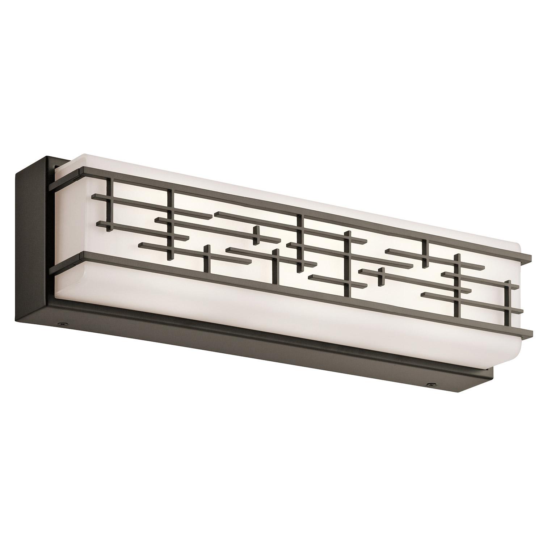 Kichler 45829OZLED Zolon LED Vanity Light