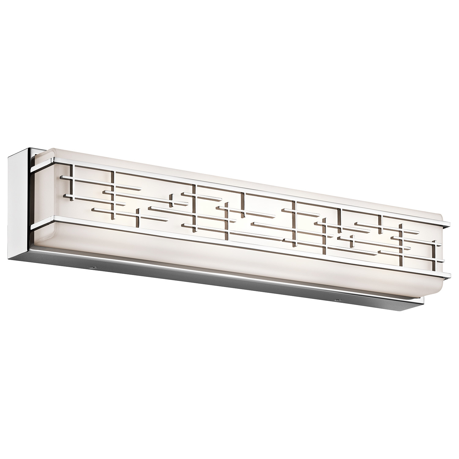 Kichler 45830CHLED Zolon LED Vanity Light